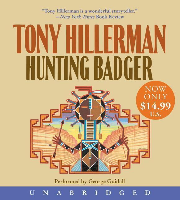 Hunting Badger Low Price CD als Hörbuch