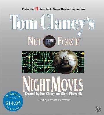 Tom Clancy's Net Force #3: Night Moves Low Price CD als Hörbuch