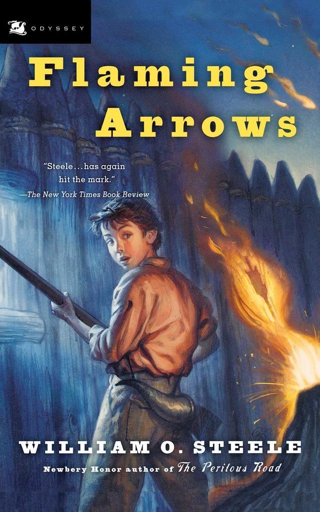 Flaming Arrows als Taschenbuch