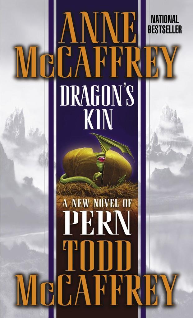 Dragon's Kin: A New Novel of Pern als Taschenbuch