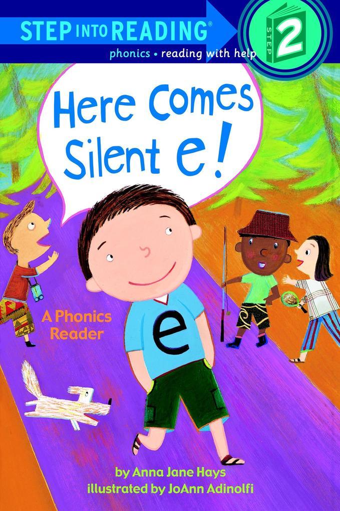 Here Comes Silent E! als Taschenbuch