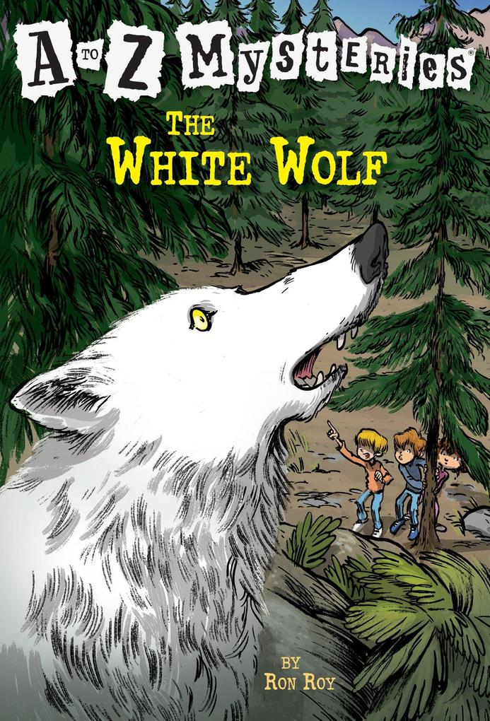The White Wolf als Taschenbuch