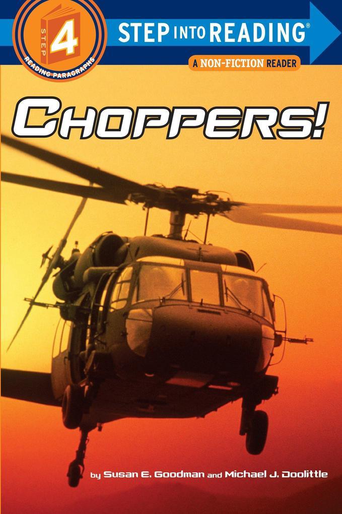 Choppers! als Taschenbuch