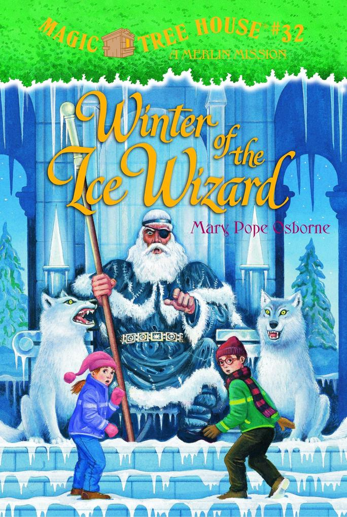 Winter of the Ice Wizard als Buch
