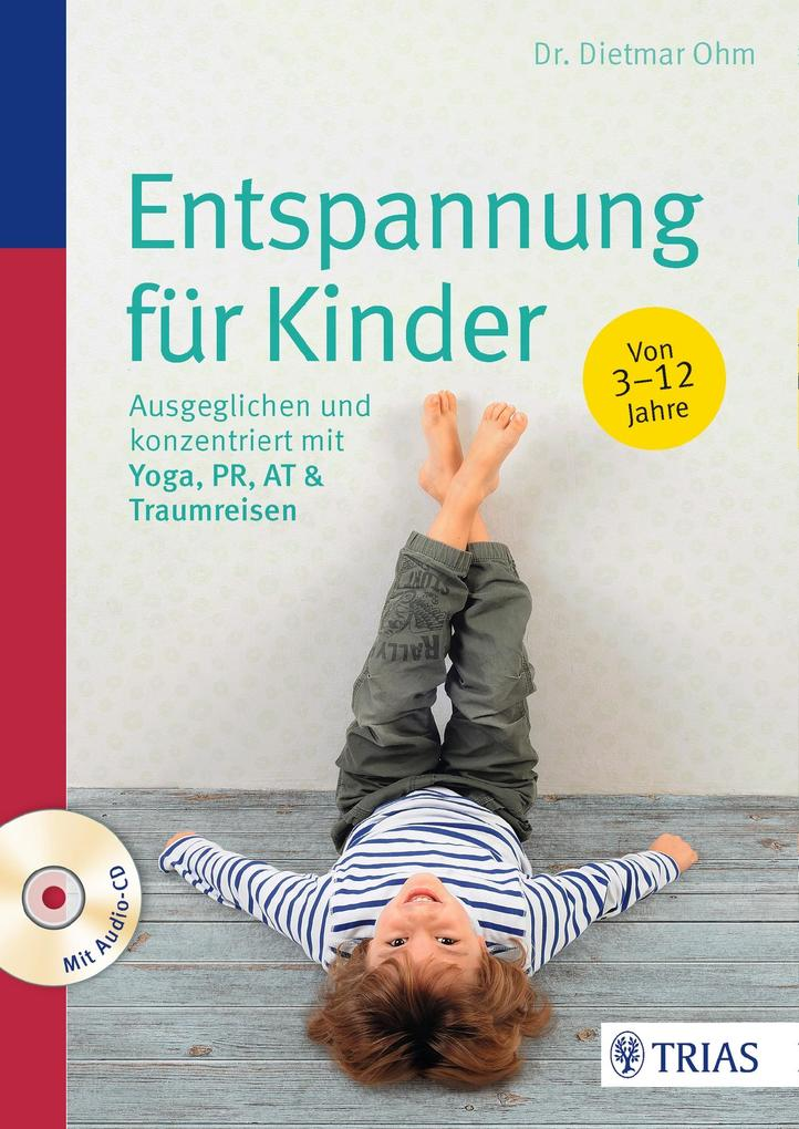 Entspannung für Kinder als Buch