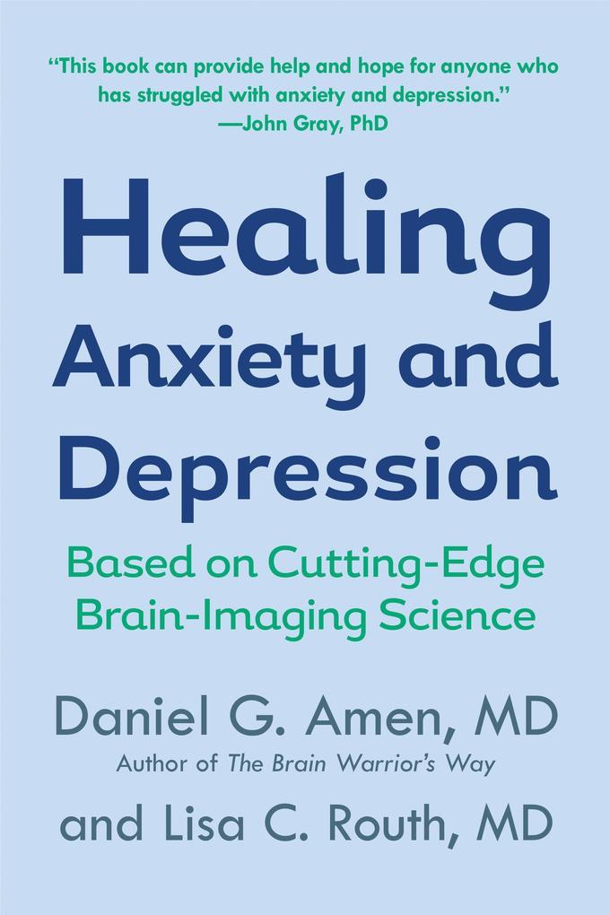 Healing Anxiety and Depression als Taschenbuch
