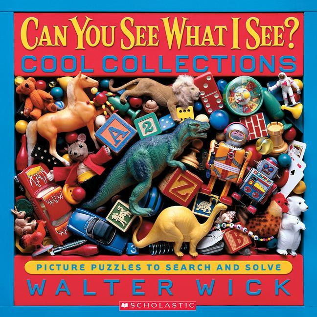 Cool Collections: Picture Puzzles to Search and Solve als Buch