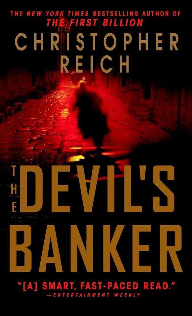 The Devil's Banker als Taschenbuch