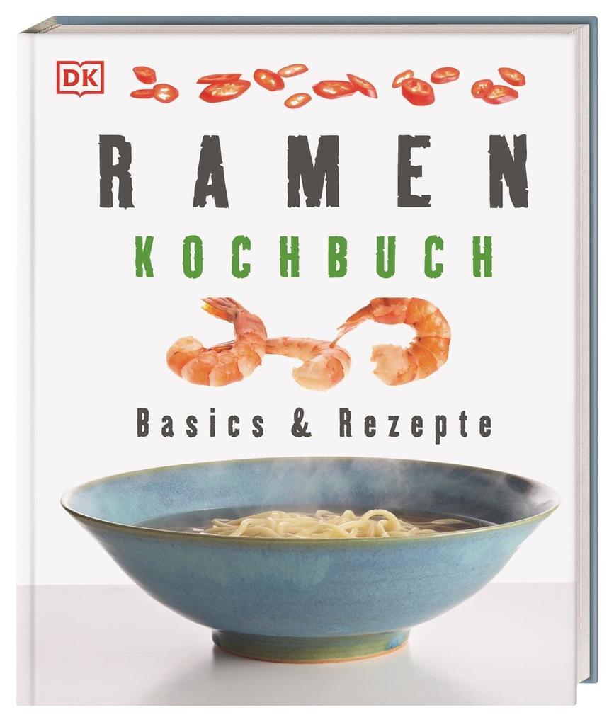 Ramen-Kochbuch als Buch von Nell Benton
