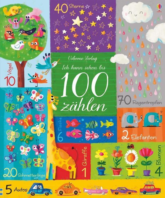 Ich kann schon bis 100 zählen! als Buch von Fel...