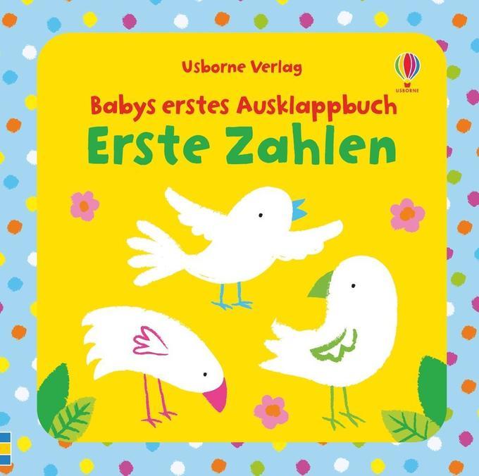 Babys erstes Ausklappbuch: Erste Zahlen als Buc...