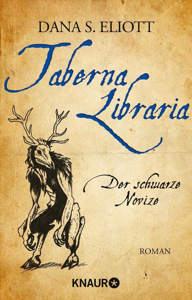 Taberna Libraria - Der Schwarze Novize als Taschenbuch