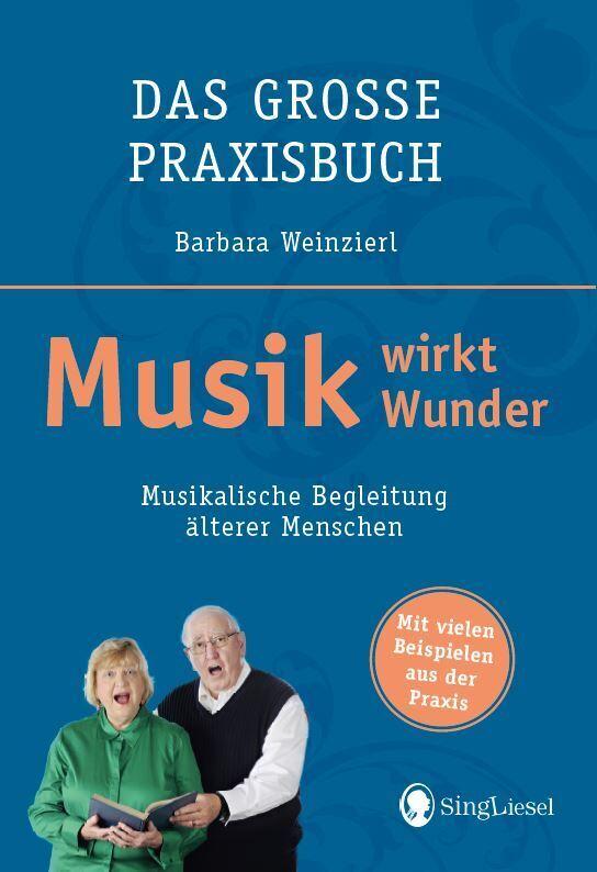 Musik wirkt Wunder als Buch von Barbara Weinzierl