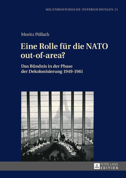 Eine Rolle für die NATO out-of-area? als Buch (gebunden)