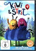 Kiwi & Strit - Flauschige Freunde 01. Die laute Kuh