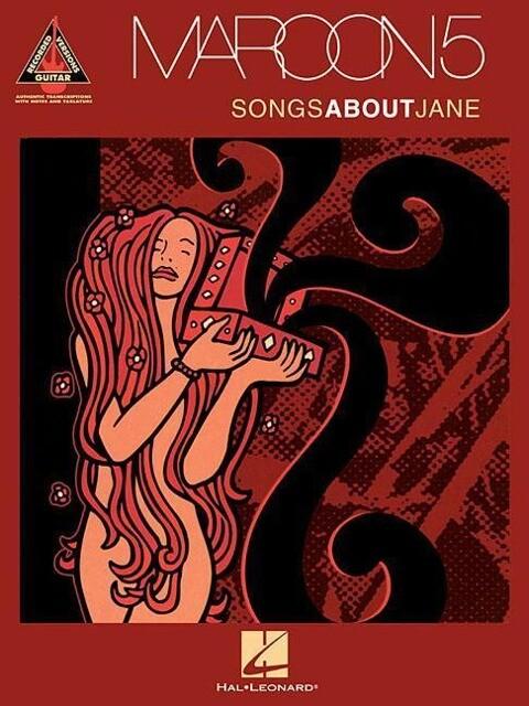 Maroon 5 - Songs about Jane als Taschenbuch