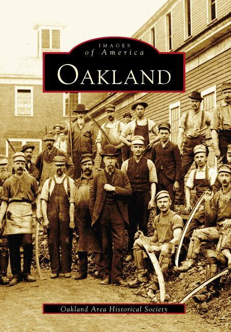 Oakland als Taschenbuch