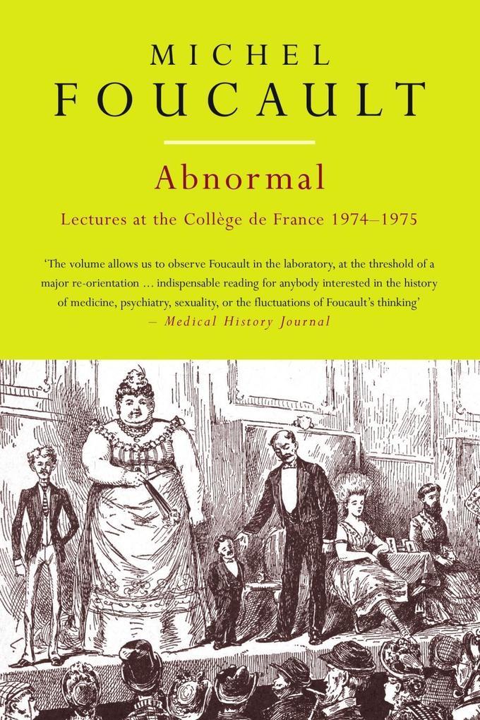 Abnormal als eBook Download von Michel Foucault