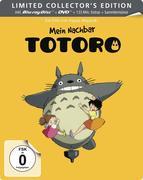 Mein Nachbar Totoro BD + DVD (Limited Steelbook Edition)