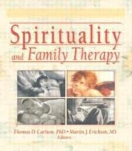 Spirituality and Family Therapy als Taschenbuch