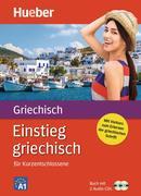 Einstieg griechisch. Paket: Buch + 2 Audio-CDs