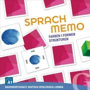 SPRACHMEMO Farben / Formen / Strukturen