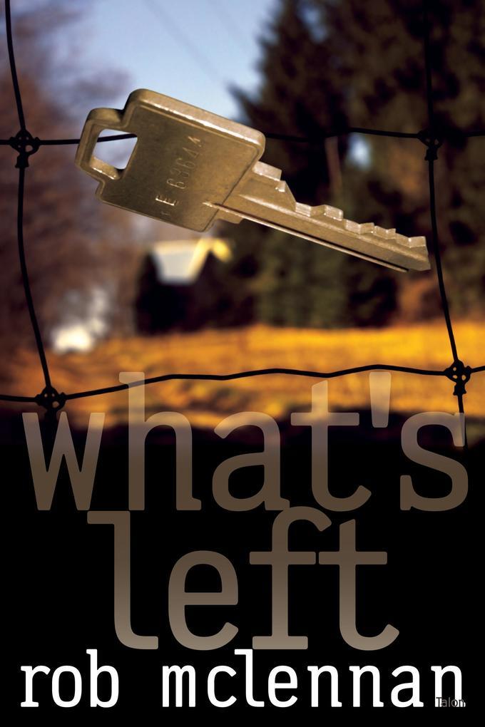 What's Left als Taschenbuch