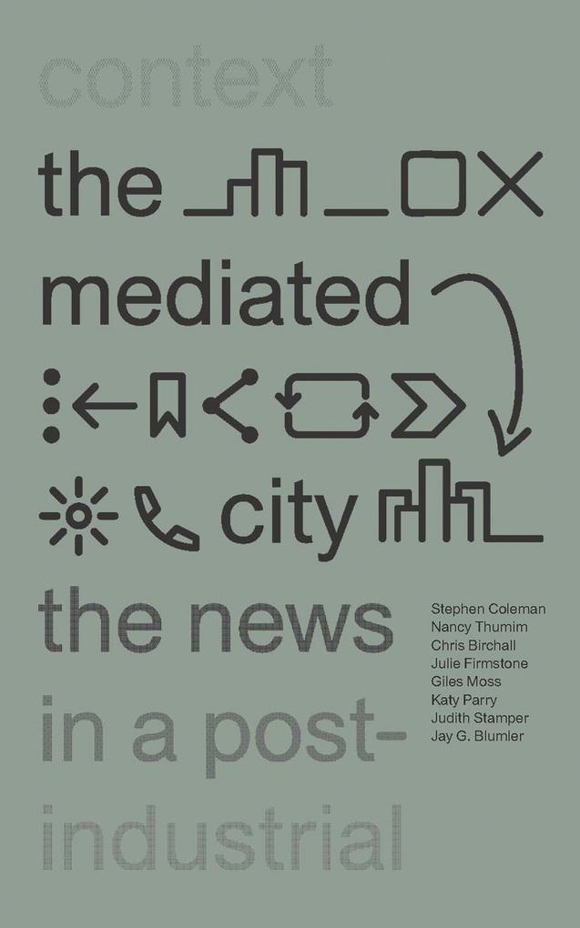 The Mediated City als eBook Download von Stephe...