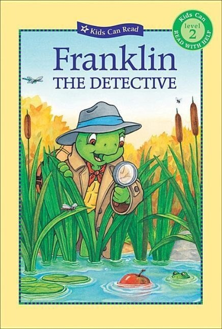 Franklin the Detective als Buch