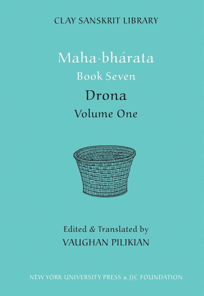 Mahabharata Book Seven (Volume 1) als eBook Dow...