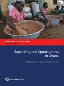 Expanding Job Opportunities in Ghana als eBook ...