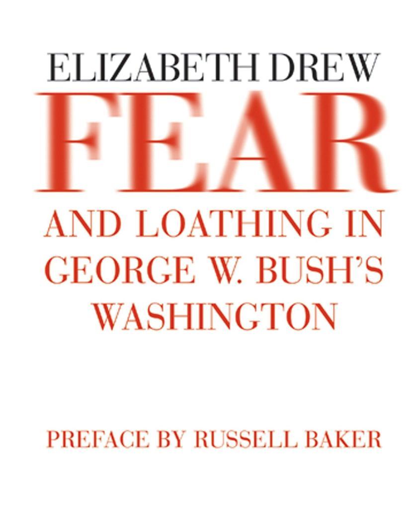 Fear and Loathing in George W. Bush's Washington als Taschenbuch