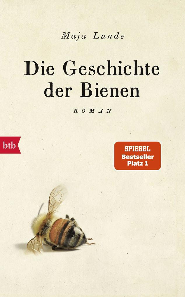 Die Geschichte der Bienen als Buch