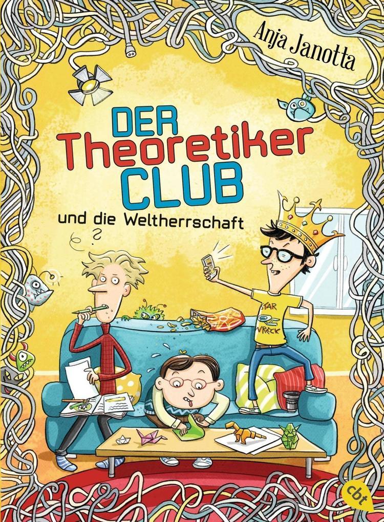 Der Theoretikerclub und die Weltherrschaft als Buch