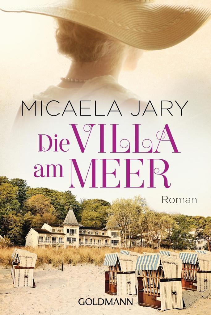 Die Villa am Meer als Taschenbuch von Micaela Jary