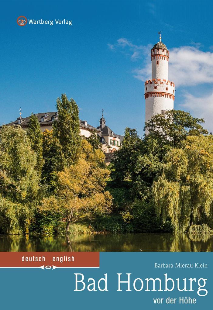 Bad Homburg vor der Höhe als Buch von Barbara M...