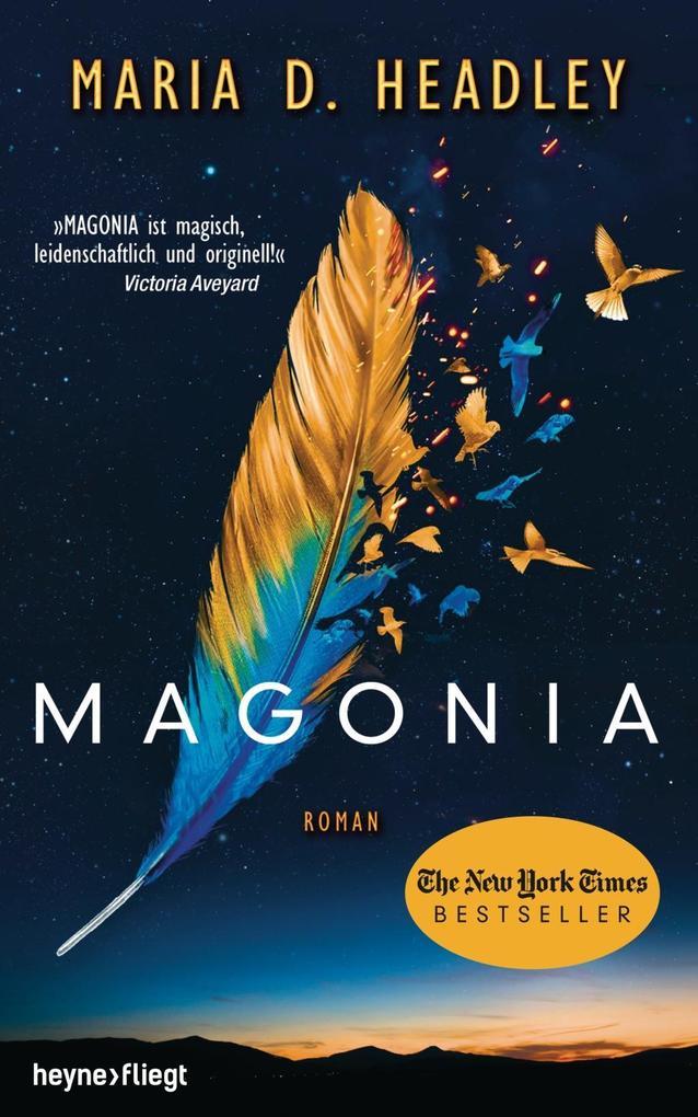 Magonia als Buch
