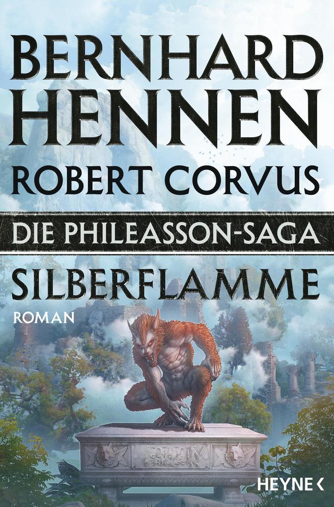 Die Phileasson-Saga 04 - Silberflamme als Taschenbuch