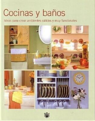 Cocinas y baños als Taschenbuch