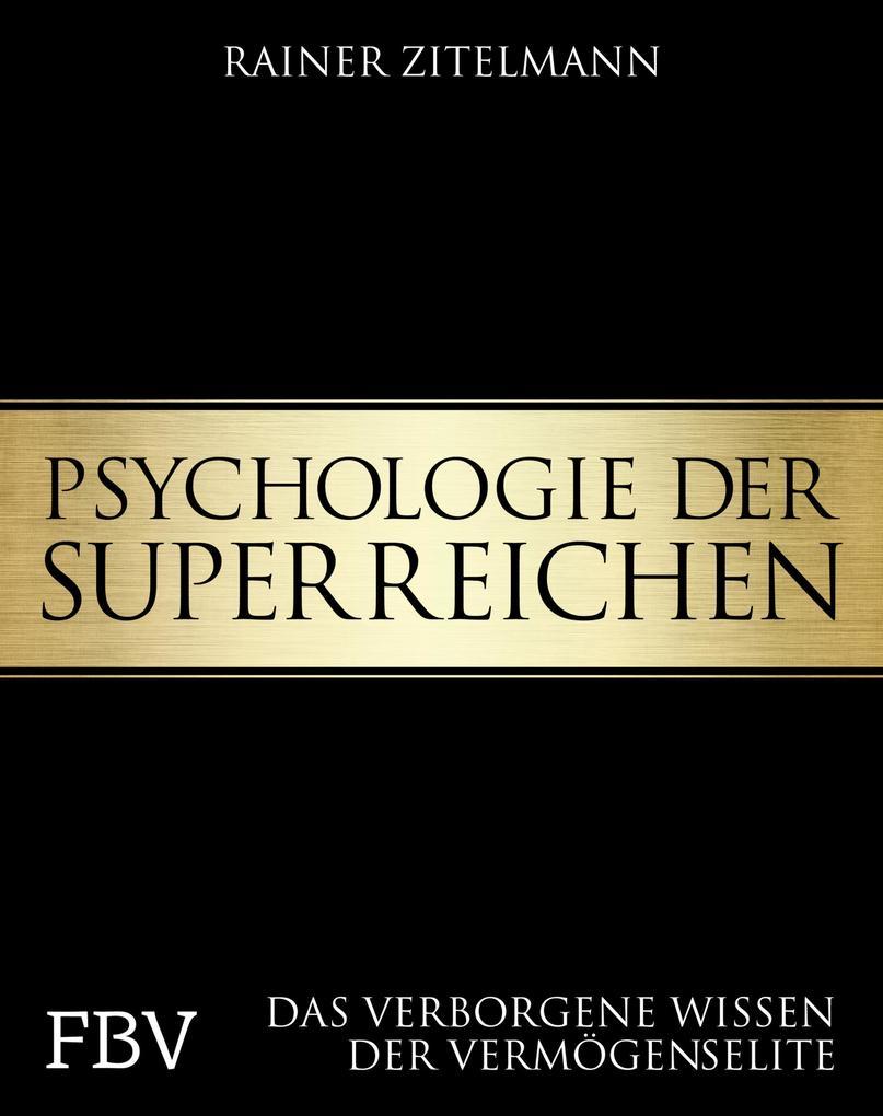 Psychologie der Superreichen als eBook