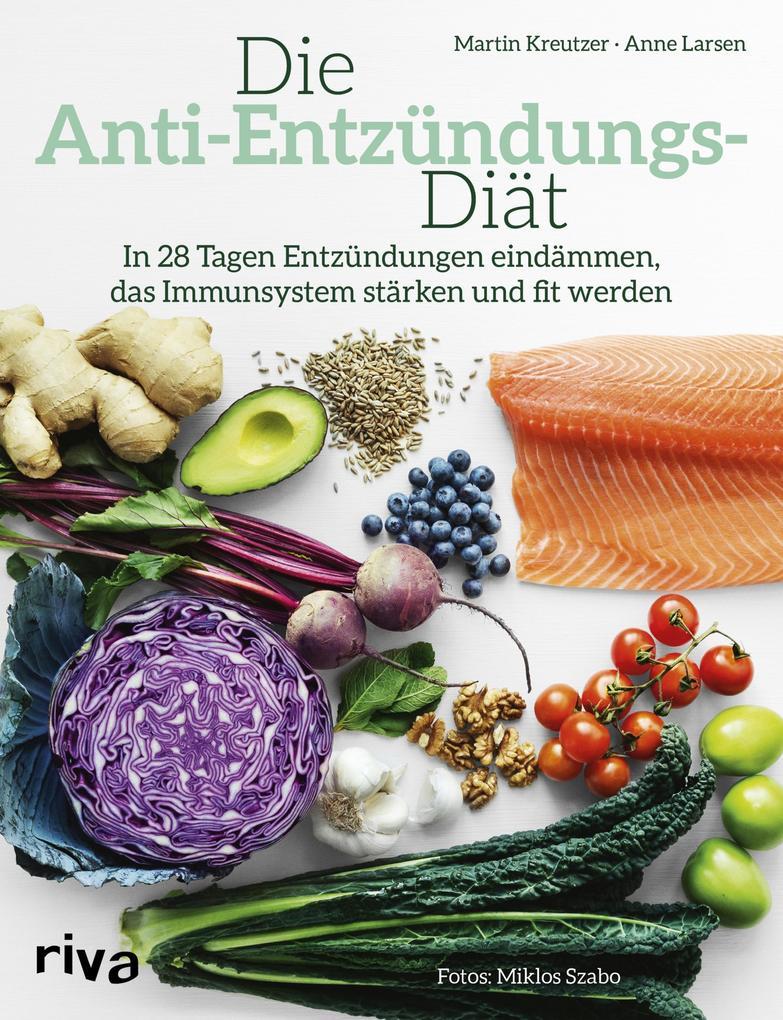 Die Anti-Entzündungs-Diät als eBook