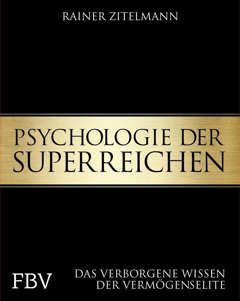 Psychologie der Superreichen als Buch