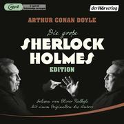 Die große Sherlock-Holmes-Edition