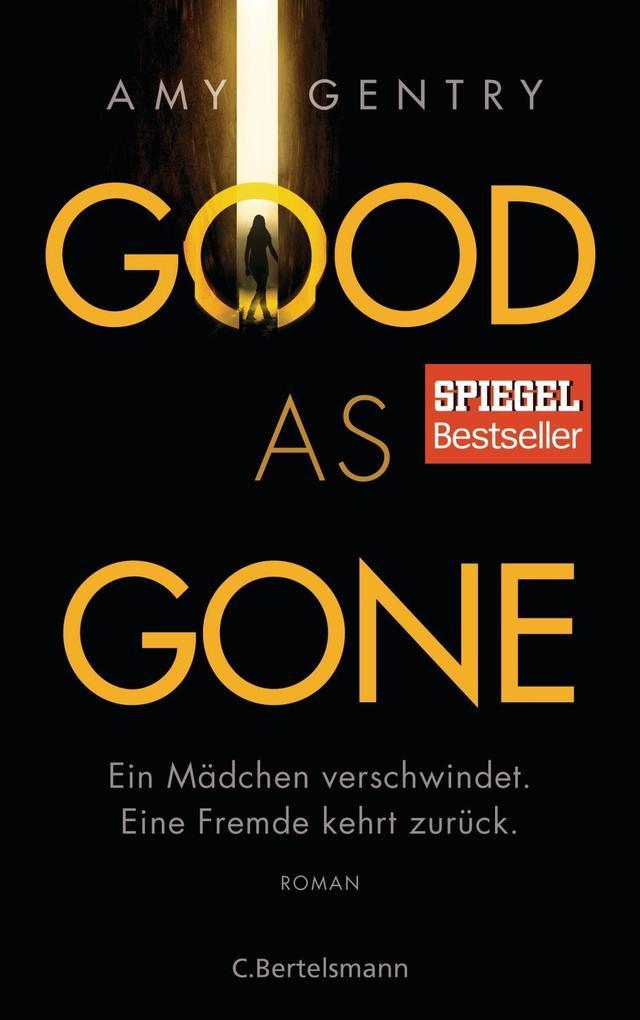 Good as Gone als Buch