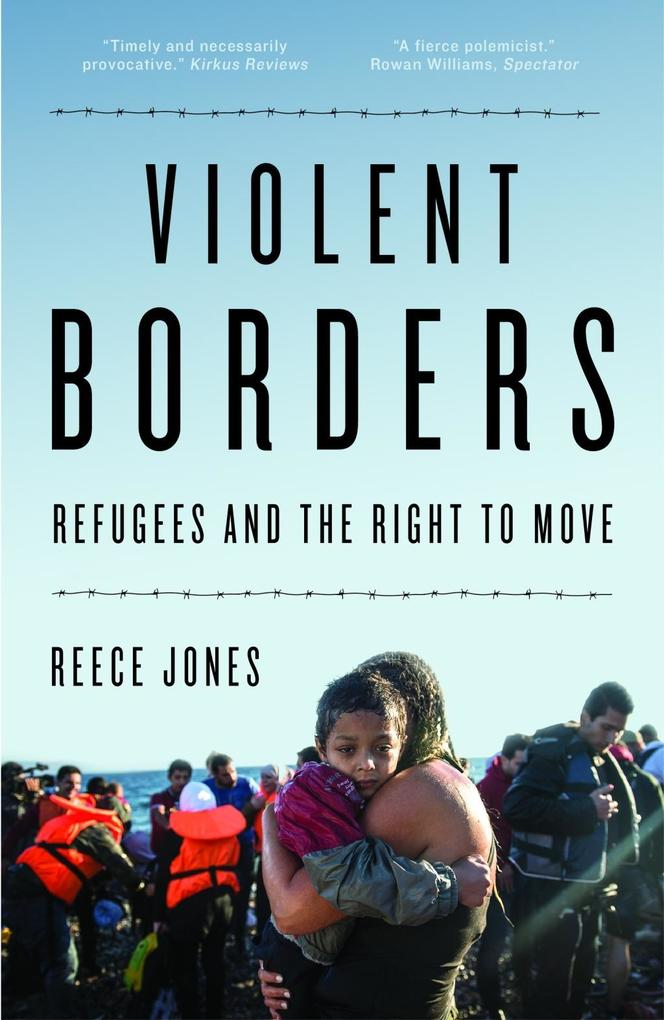 Violent Borders als eBook Download von Reece Jones