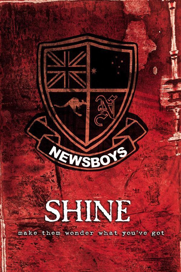 Shine als eBook Download von The Newsboys