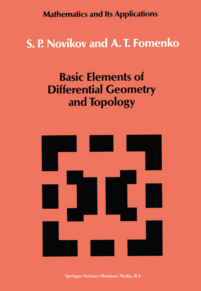 Basic Elements of Differential Geometry and Topology als Buch