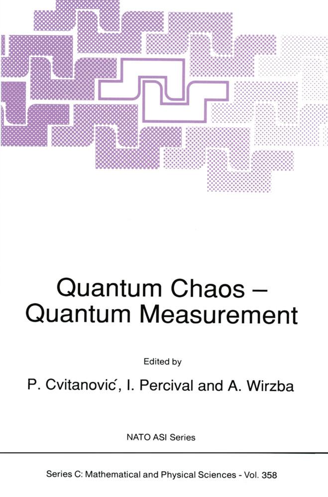 Quantum Chaos - Quantum Measurement als Buch