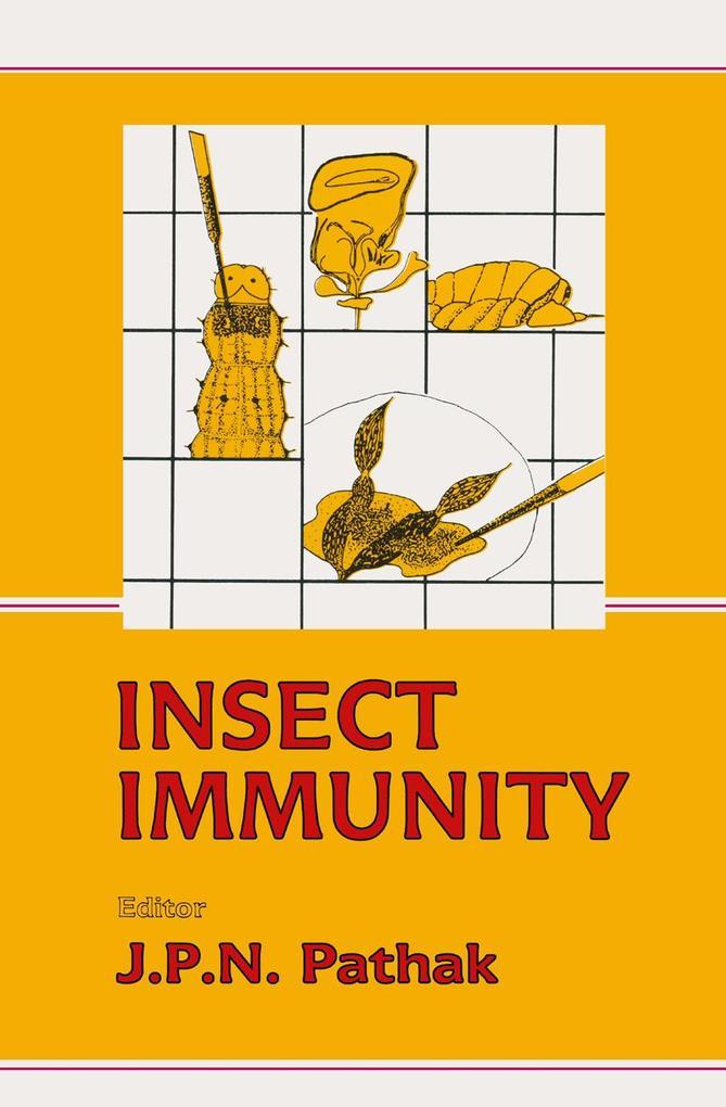 INSECT IMMUNITY 1993/E als Taschenbuch
