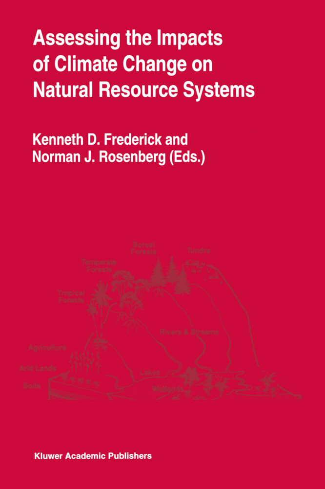 Assessing the Impacts of Climate Change on Natural Resource Systems als Buch